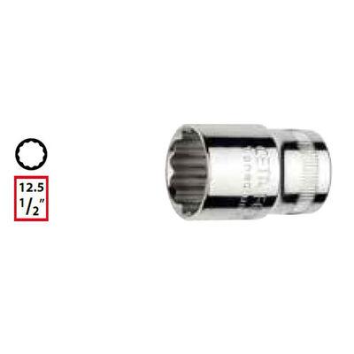 Ceta Form C22-B09 1/2 Yıldız Lokma Anahtar