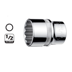 """Ceta Form C22-B10 10 Mm 1/2"""" 12 Köşe (Yıldız) Lokma Anahtar - Thumbnail"""