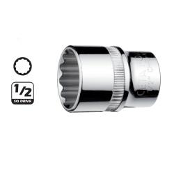 """Ceta Form C22-B25 25 Mm 1/2"""" 12 Köşe (Yıldız) Lokma Anahtar - Thumbnail"""