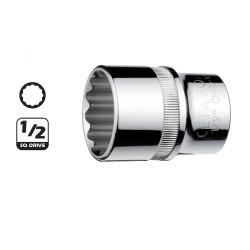 """Ceta Form C22-B28 28 Mm 1/2"""" 12 Köşe (Yıldız) Lokma Anahtar - Thumbnail"""