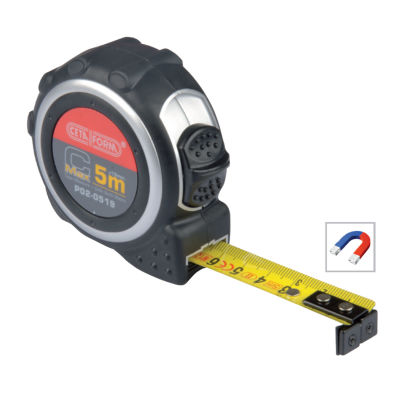 Ceta Form P02-0525 C-Max Şerit Metre 5MX25 Mm
