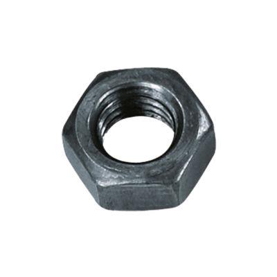 Civtec M12 Din 934 Altı Köşe Somun Çelik Siyah 50 Adet