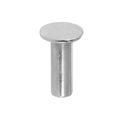 Civtec 8X15 Alüminyum Düz Başlı DB Perçin