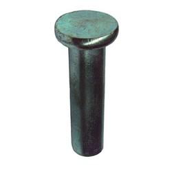 Civtec Din 660 5X30 Düz Başlı DB Perçin Siyah 1 Kg - Thumbnail