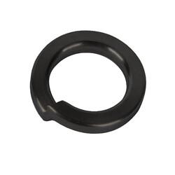 Civtec M12 Din 127 Yaylı Rondela Siyah 250 Adet - Thumbnail