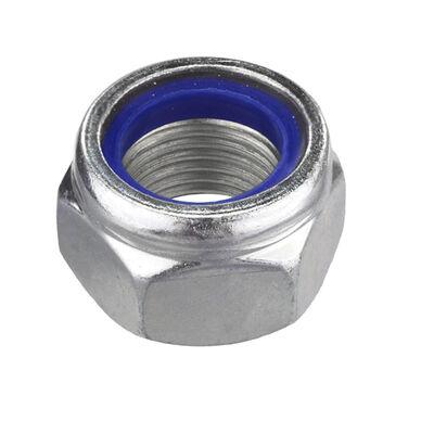 Civtec M18 Din 985 Fiberli Çelik Somun 10Klt Beyaz 20 Adet