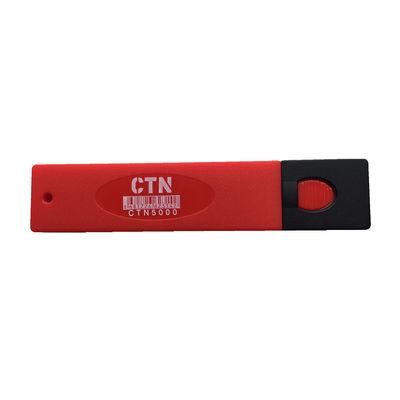 CTN 45-R Yedek Maket Bıçağı 18Mm 10 Adet Civtec