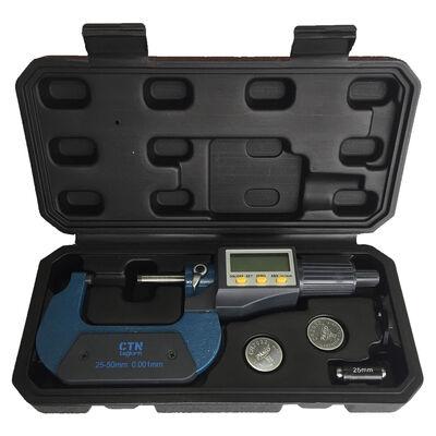 CTN 5202-50 Dijital Mikrometre Geniş Ekran (25-50mm Ölçme) Civtec