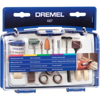 DREMEL® Çok amaçlı set (687)