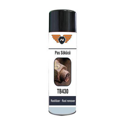 F6 MoS2 Pas Çözücü Gevşetici Sprey 200 ml