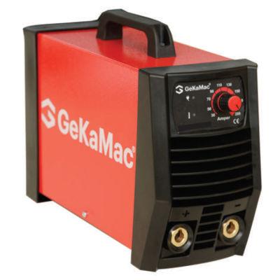 Gekamac Power Arc 165 İnverter Kaynak Makinesi
