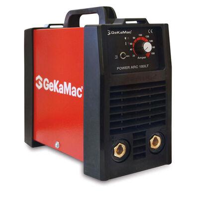 Gekamac Power Arc 180 Inverter Kaynak Makinası (Dc)