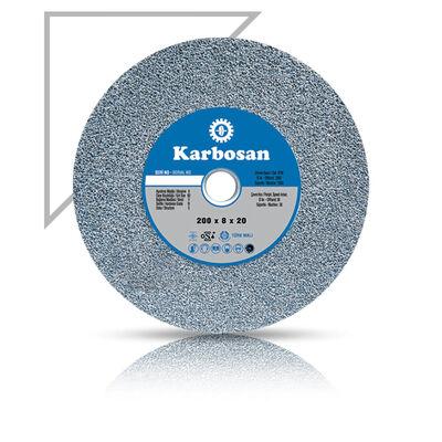 Karbosan 125x20x20 NK Taşlama (Zımpara) Taşı