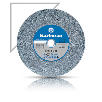 Karbosan 250x25x25 NK Taşlama (Zımpara) Taşı