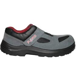 Pars S1 Çelik Burunlu Süet İş Ayakkabısı NO:43 - Thumbnail