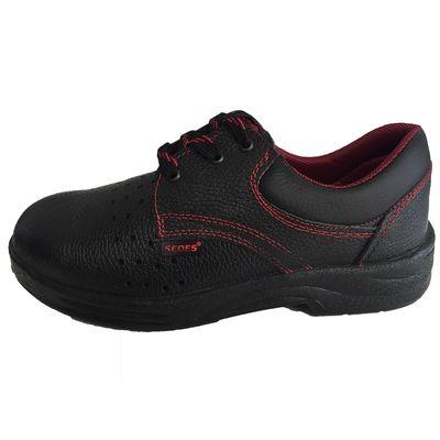 Sedes İş Ayakkabısı Deri, Kışlık, Delikli Çelik Burunlu, CE Belgeli