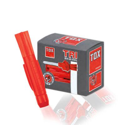 Tox 10X61 Tri Çok Amaçlı Dübel (010 100 16 1) 50 Adet Tox
