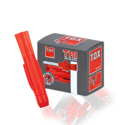 Tox 5X31 Tri Çok Amaçlı Dübel (010 700 02 1) 24 Adet - Thumbnail