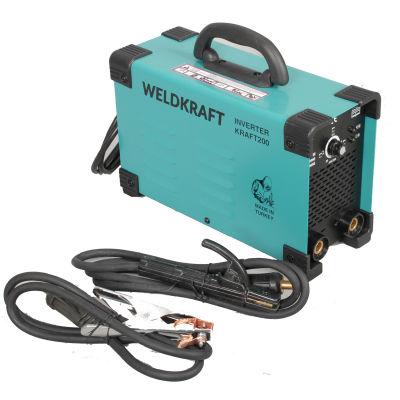 Weldkraft 200 Amper İnverter Kaynak Makinası