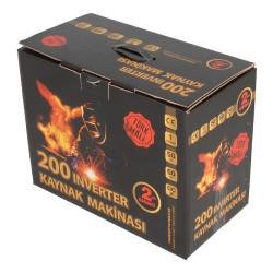 Weldkraft 200 Amper İnverter Kaynak Makinası - Thumbnail