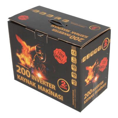 Weldkraft 200 Amper İnverter Kaynak Makinası Weldkraft