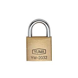 Yuma 32 mm Pirinç Asma Kilit - Ym 2032 - Thumbnail