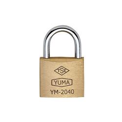 Yuma 40 mm Pirinç Asma Kilit - Ym 2040 - Thumbnail